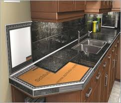 ideas for decorating kitchen countertops kitchen countertops ideas vietvoters info