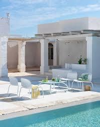 Outdoor Mobel Set Tribu Outdoor Furniture Ideas White In Garden Archi Living Com