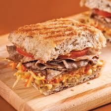 cuisine celeri paninis au boeuf et céleri recettes cuisine et nutrition