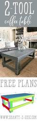 Patio End Table Plans Free by 20 Easy U0026 Free Plans To Build A Diy Coffee Table Diy Coffee