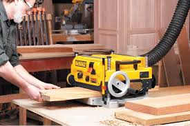 delta 22 555 portable thickness planer review
