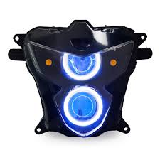aliexpress com buy kt complete headlight for suzuki gsxr750 gsx