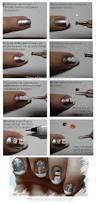 neon polka dot french nail art tutorial 2371 best nail tutorial images on pinterest make up nail art