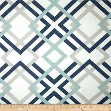 Discount Home Decor Fabric by Premier Prints Winston Premier Navy Discount Designer Fabric
