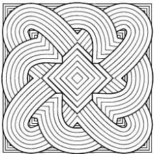 mature coloring pages top 30 free printable geometric coloring pages online