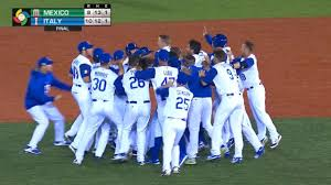 Italy Country Walkers by Italy Riding High After Upset Of Mexico In Wbc Mlb Com