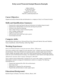 exles of a objective for a resume career objective resume exlesr exle your goals