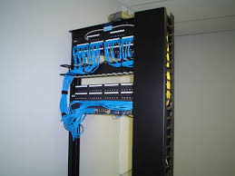 Patch Panel Wiring Diagram Laba Communications Data Cabling Phone System Speakers And Audio