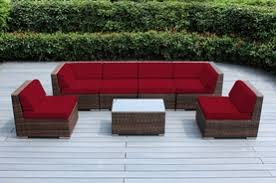 Outdoor Patio Furniture Sectional Ohana Depot Patio Outdoor Wicker Sofa Furniture Factory Direct