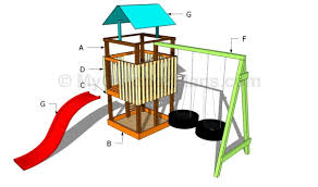 Metal Backyard Playsets The Ultimate Collection Of Free Diy Outdoor Playset Plans Total
