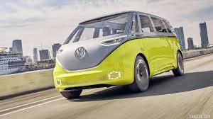 volkswagen concept 2017 2017 volkswagen i d buzz concept front three quarter hd