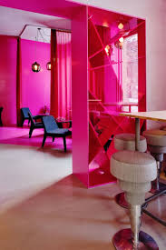 chic design ideas of pink interiors interior razode home designs