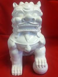 white foo dogs foo dogs collection on ebay