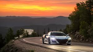 2017 acura nsx at pikes peak photo gallery autoblog