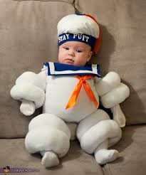 stay puft marshmallow costume cutest stay puft marshmallow baby costume