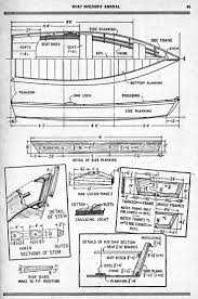 free boat building plans the white duck is a 14 feet universal