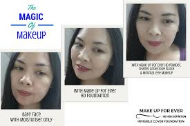 makeup forever airbrush make up for hd foundation review ang savvy