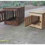 end tables how to build a dog crate end table inspirational ana