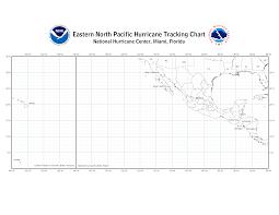 Blank Map Of Hawaiian Islands by Nhc Blank Tracking Charts
