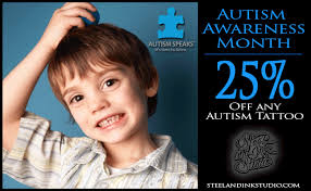 support autism awareness month with steel u0026 ink tattoos and