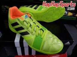 Jual Adidas Anak sepatu futsal adidas nitrocharge 3 0 in untuk anak hijau samba pack