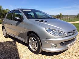 peugot 206 peugeot 206 verve 2006 in blandford forum dorset gumtree