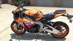 hd video 2013 honda cbr 1000 rr repsol edition orange used new