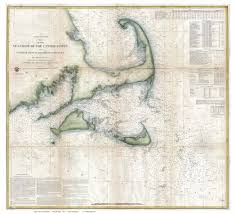 Map Of Cape Cod Massachusetts by Old Maps Of The Cape Cod Area