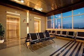 axis bank interior design new delhi by reza kabul