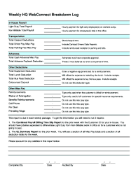 weekly staff meeting minutes sample forms and templates fillable