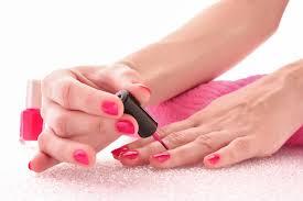 applying nail polish tips nails gallery