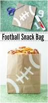 football snack bags made to be a momma