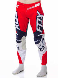 motocross jersey and pants combo dirt kit combo anaheim pyrok le limited mx fox honda motocross