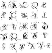 floral script font styles pin fontsscript designs design