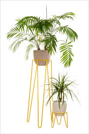 plant stand modern diy copper plant stands modern plant decor 36