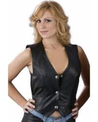 Cowhide Leather Vest Pre Black Friday Special Milwaukee Leather Women U0027s Cowhide