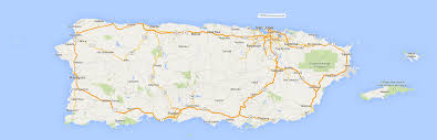 Google Map Puerto Rico by Metric Pioneer Puerto Rico Quiz