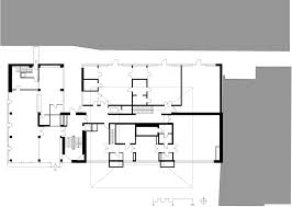 Ground Floor Plan Gallery Of Training Centre For Apprentice Butchers Wulf