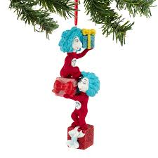 thing one thing two gift dr seuss figurines one price low