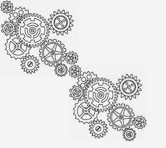 best 25 gear tattoo ideas on pinterest clockwork tattoo