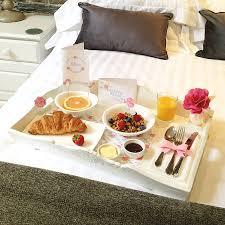 Bed Breakfast Marvelous White Breakfast Tray Mothers Day Brunch Breakfast In Bed
