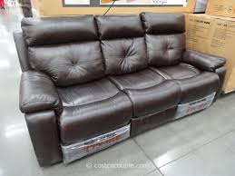 Electric Reclining Leather Sofa Power Recliner Leather Sofa Costco Things Mag Sofa Chair