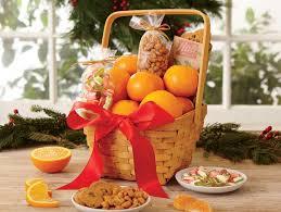 online gift baskets tangerine gift basket