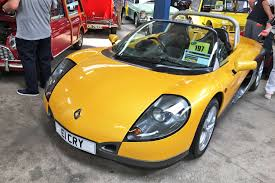 renault sport spider 10 bargain modern classics sold at auction this weekend