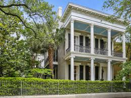 Greek Revival Home Plans by New Orleans Based Interior Designers Cast In The Property Brothers
