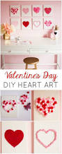 heart decorations home 203 best valentine u0027s day crafts images on pinterest diy