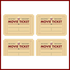 play ticket template 28 images theater tickets design and