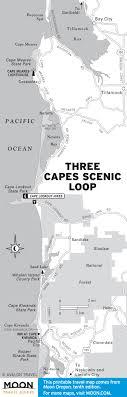 pacific coast route three capes loop oregon road trip usa