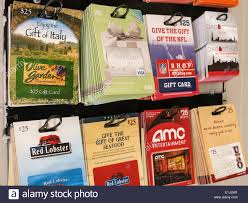 prepaid gift cards prepaid gift cards display d agostino grocery store nyc usa