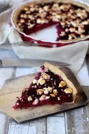 cuisiner la betterave tarte à la betterave et à la féta